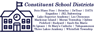 Nineteen school districts served by EUPISD